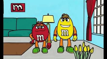 M&M\'s TV Spot, \'Thank You\'