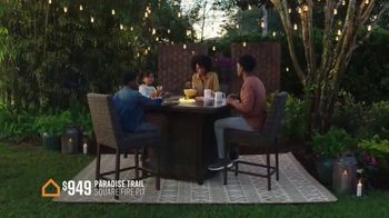 Ashley HomeStore Memorial Day Sale TV Spot, 'Extended: Bed, Fire Pit' - Thumbnail 6