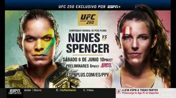ESPN+ TV Spot, 'UFC 250: Nunes vs. Spencer' canción de Rakefire [Spanish]