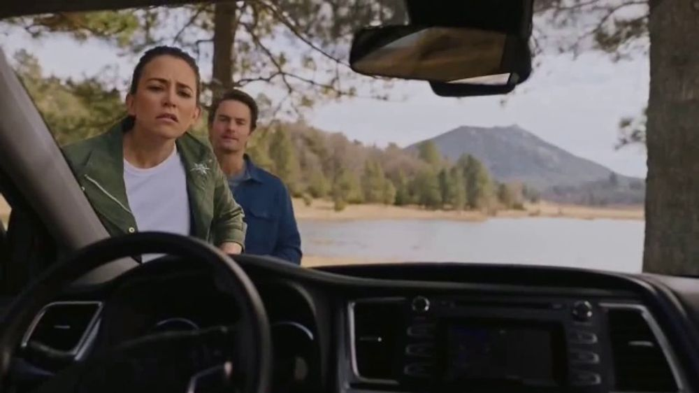 Safelite Auto Glass TV Commercial, 'Camping Trip: Pascal'