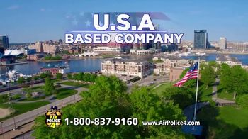 Air Police 4 Face Masks TV Spot, 'America Is Coming Back' - Thumbnail 7