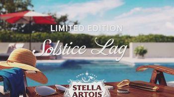 Stella Artois Solstice Lager TV Spot, 'Refreshing' - Thumbnail 7