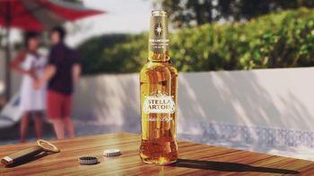 Stella Artois Solstice Lager TV Spot, 'Refreshing'