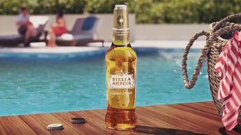 Stella Artois Solstice Lager TV Spot, 'Refreshing' - Thumbnail 2