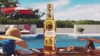 Stella Artois Solstice Lager TV Spot, 'Refreshing' - Thumbnail 4