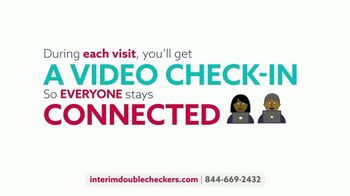 Interim HealthCare Double Checkers TV Spot, 'Healthy and Happy Loved Ones'