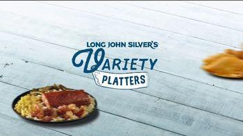 Long John Silver's Variety Platters TV Spot, 'Treasured Moment' - Thumbnail 2