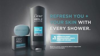 Dove Men+Care Body Wash TV Spot, 'Feeling Drained' - Thumbnail 9