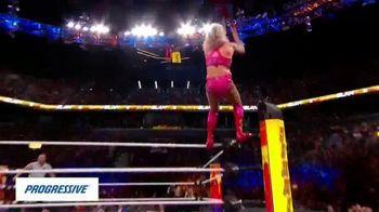 Progressive TV Spot, 'WWE Money Moves' Featuring Charlotte Flair - Thumbnail 3