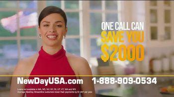 NewDay USA VA Streamline Refi TV Spot, 'Near Rock Bottom Rates'