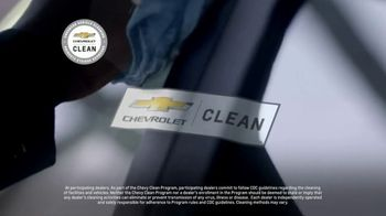 Chevrolet TV Spot, 'Chevy Cares: Open Road' [T1] - Thumbnail 9
