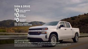 Chevrolet TV Spot, 'Chevy Cares: Open Road' [T1] - Thumbnail 5