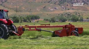 Case IH Agriculture Disc Mower Conditioners TV Spot, 'Time' - Thumbnail 3