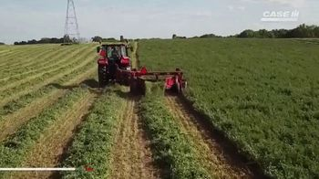 Case IH Agriculture Disc Mower Conditioners TV Spot, 'Time' - Thumbnail 4