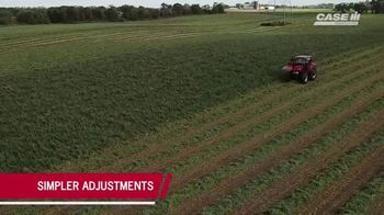 Case IH Agriculture Disc Mower Conditioners TV Spot, 'Time' - Thumbnail 5