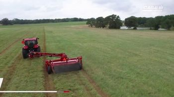 Case IH Agriculture Disc Mower Conditioners TV Spot, 'Time' - Thumbnail 7