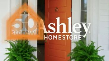 Ashley HomeStore TV Spot, 'BOGO 50% off or 0% Financing' - Thumbnail 2