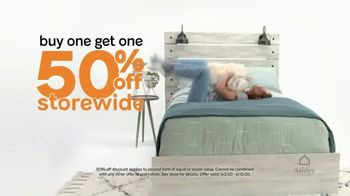 Ashley HomeStore TV Spot, 'BOGO 50% off or 0% Financing' - Thumbnail 3