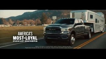 Ram Trucks TV Spot, 'Miles to Make Up' [T1]