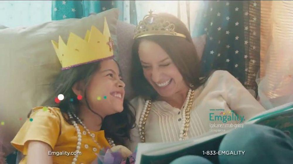 Emgality TV Commercial, 'Fantasy Adventure'