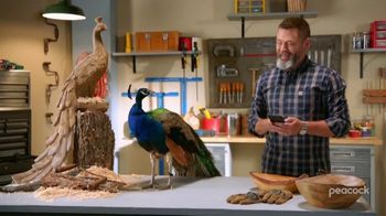 Peacock TV TV Spot, 'Parks and Recreation: Comedy' Featuring Nick Offerman - Thumbnail 2