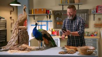Peacock TV TV Spot, 'Parks and Recreation: Comedy' Featuring Nick Offerman - Thumbnail 3