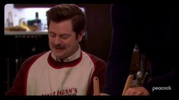 Peacock TV TV Spot, 'Parks and Recreation: Comedy' Featuring Nick Offerman - Thumbnail 5