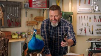 Peacock TV TV Spot, 'Parks and Recreation: Comedy' Featuring Nick Offerman - 3 commercial airings