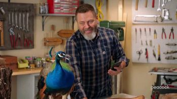 Peacock TV TV Spot, 'Parks and Recreation: Comedy' Featuring Nick Offerman - Thumbnail 7