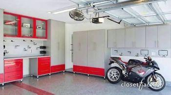 Closet Factory TV Spot, 'Working at Home' - Thumbnail 9