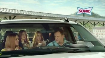 Sonic Drive-In Chicken Slinger TV Spot, 'First Date' - Thumbnail 1