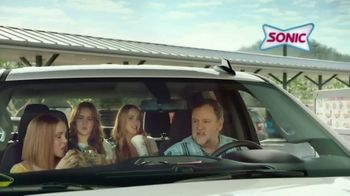 Sonic Drive-In Chicken Slinger TV Spot, 'First Date' - Thumbnail 5