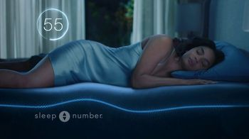 Sleep Number Memorial Day Sale TV Spot, 'Adjustable Settings: Ends Sunday'