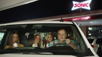 Sonic Drive-In Batter Shakes TV Spot, 'Spoon' - Thumbnail 2