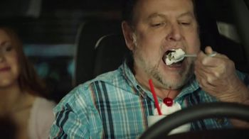 Sonic Drive-In Batter Shakes TV Spot, 'Spoon'