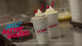Sonic Drive-In Batter Shakes TV Spot, 'Spoon' - Thumbnail 8