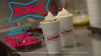 Sonic Drive-In Batter Shakes TV Spot, 'Spoon' - Thumbnail 9