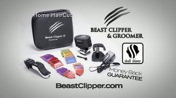 Beast Clipper TV Spot, 'Self-Haircut Revolution' - Thumbnail 9