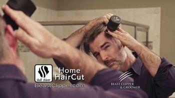 Beast Clipper TV Spot, 'Self-Haircut Revolution' - Thumbnail 7