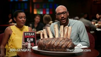 The General TV Spot, \'Steak Special\'