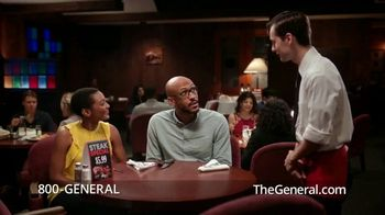 The General TV Spot, 'Steak Special' - Thumbnail 1