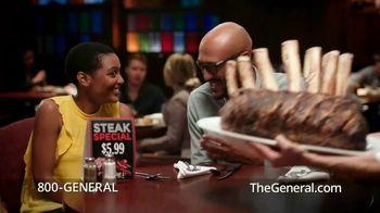 The General TV Spot, 'Steak Special' - Thumbnail 3