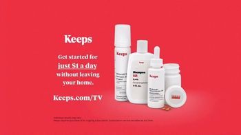 Keeps TV Spot, 'Get Started Without Leaving Home' - Thumbnail 9