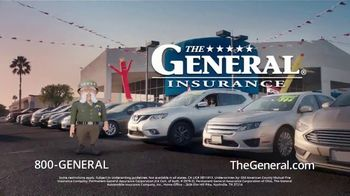 The General TV Spot, 'Roller Skating in the Club' Featuring Shaquille O'Neal - Thumbnail 9