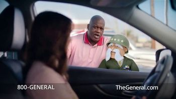 The General TV Spot, 'Roller Skating in the Club' Featuring Shaquille O'Neal