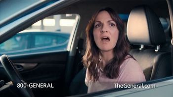 The General TV Spot, 'Roller Skating in the Club' Featuring Shaquille O'Neal - Thumbnail 4
