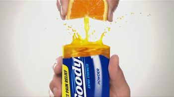 Goody's TV Spot, 'Fast Pain Relief'