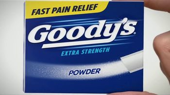 Goody's TV Spot, 'Fast Pain Relief' - Thumbnail 2