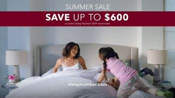 Sleep Number Summer Sale TV Spot, 'Up to $600 Savings and Zero Percent Interest' - Thumbnail 9