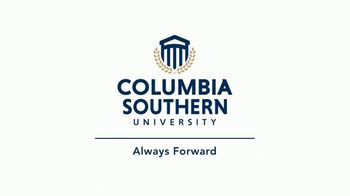 Columbia Southern University TV Spot, 'Why Not You?' - Thumbnail 8